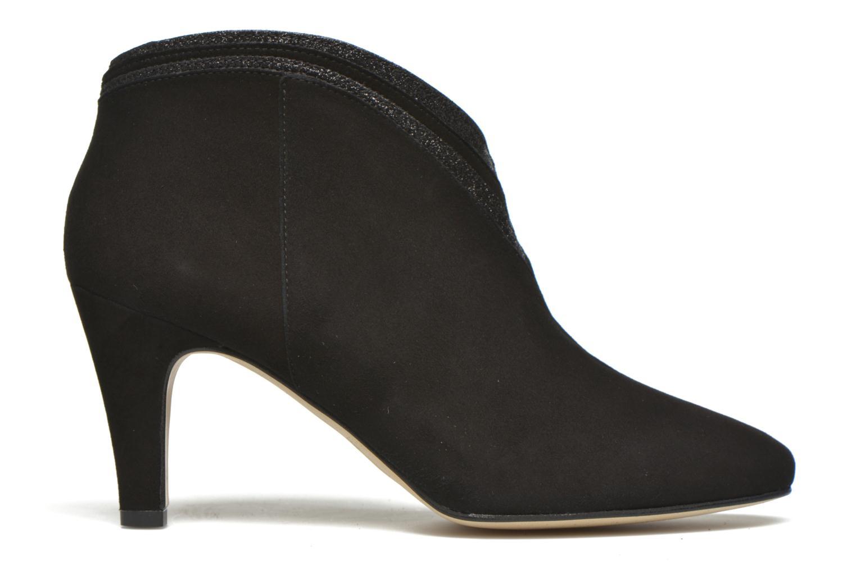 Bottines et boots Petite mendigote Granier Noir vue derrière