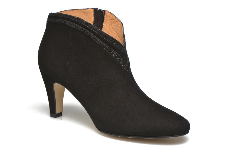 Bottines et boots Petite mendigote Granier Noir vue détail/paire