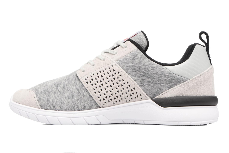 Sneakers Supra Scissor Grigio immagine frontale
