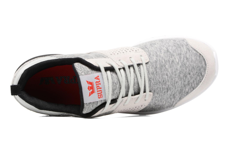 Sneakers Supra Scissor Grigio immagine sinistra