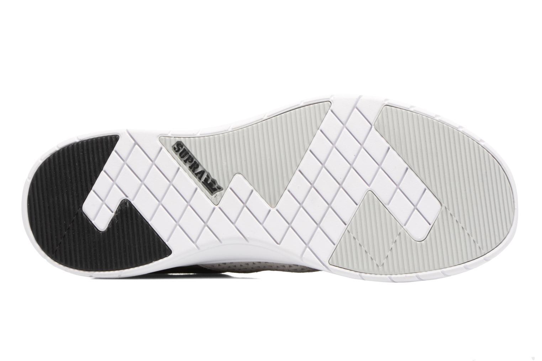 Sneakers Supra Scissor Grigio immagine dall'alto