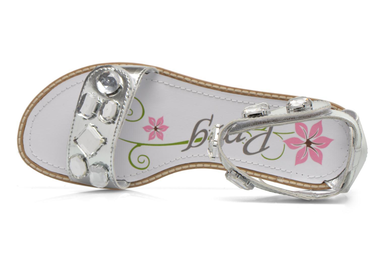 Sandali e scarpe aperte Primigi Clareta Argento immagine sinistra