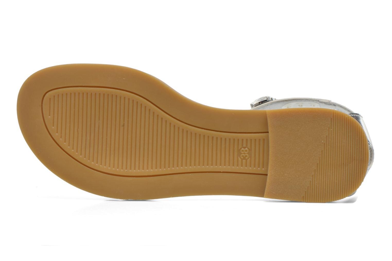 Sandales et nu-pieds Primigi Clareta Argent vue haut