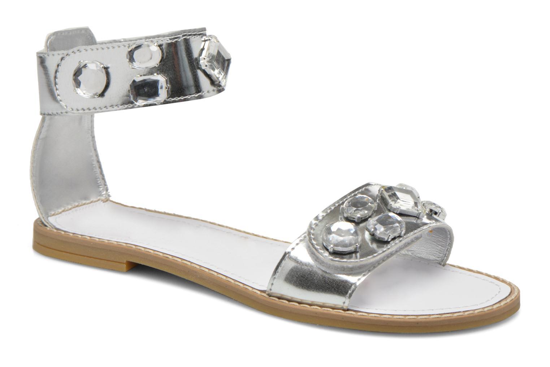Sandales et nu-pieds Primigi Clareta Argent vue détail/paire