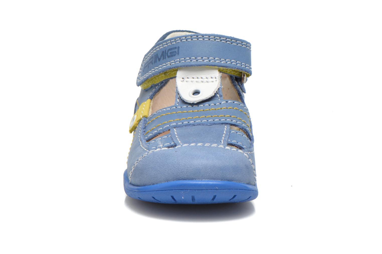 Zapatos con velcro Primigi Ray Azul vista del modelo