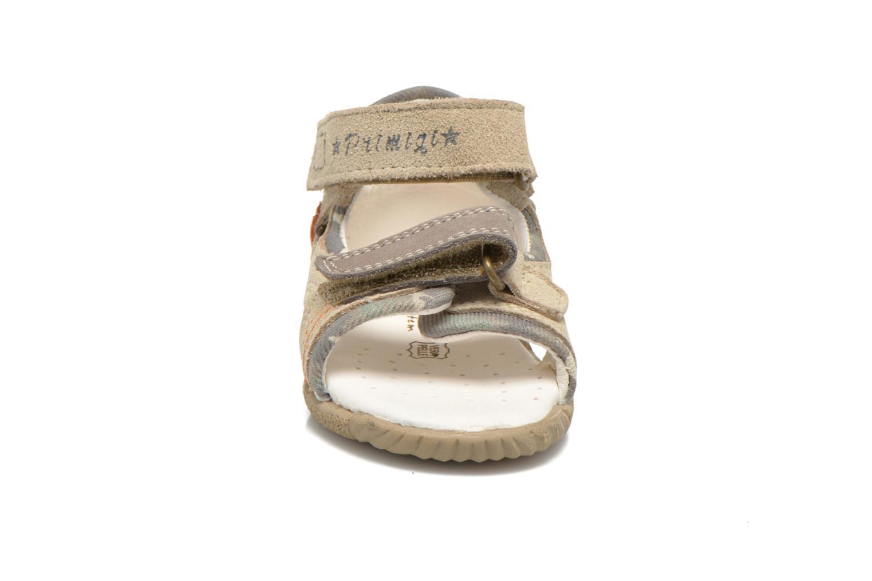 Sandales et nu-pieds Primigi Josh Beige vue portées chaussures
