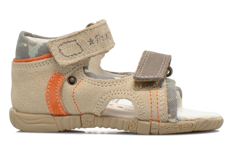 Sandales et nu-pieds Primigi Josh Beige vue derrière