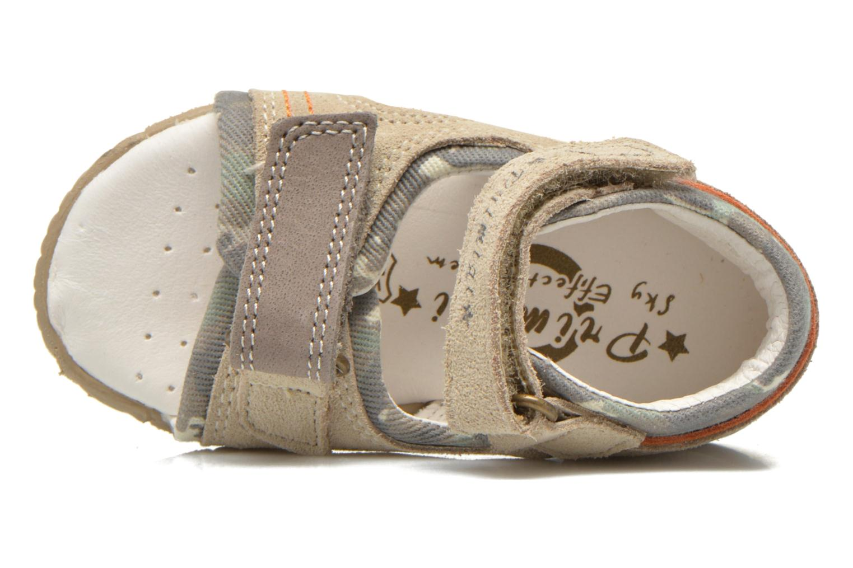 Sandales et nu-pieds Primigi Josh Beige vue gauche