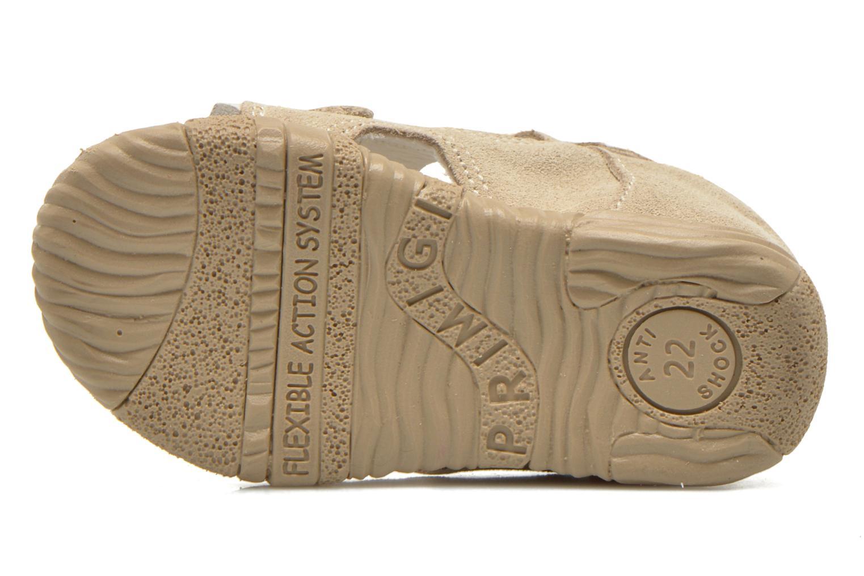 Sandales et nu-pieds Primigi Josh Beige vue haut