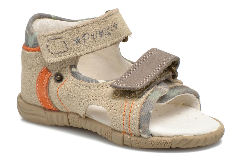 Sandales et nu-pieds Primigi Josh Beige vue détail/paire