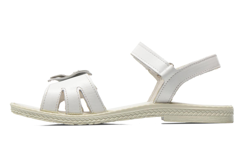 Sandales et nu-pieds Primigi Leticia Blanc vue face