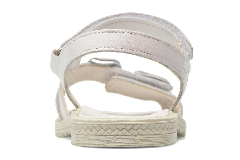 Sandali e scarpe aperte Primigi Leticia Bianco immagine destra