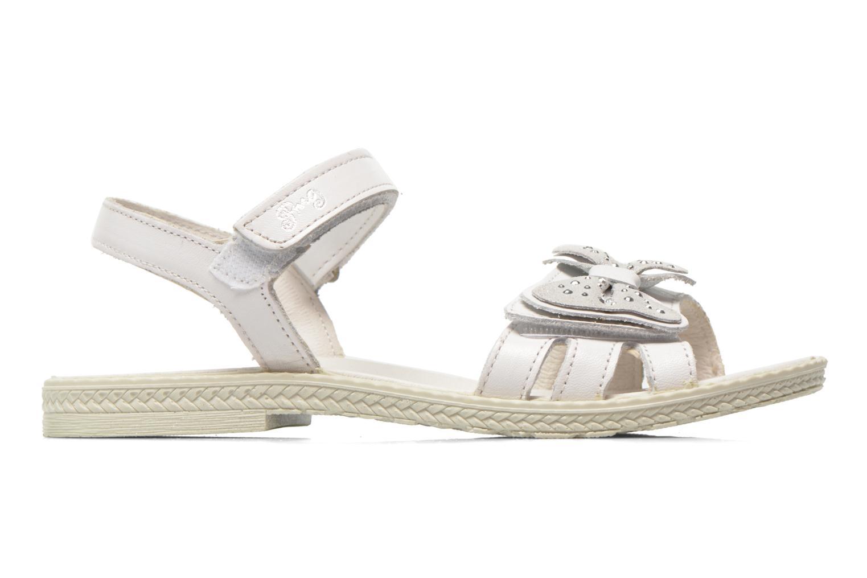 Sandales et nu-pieds Primigi Leticia Blanc vue derrière