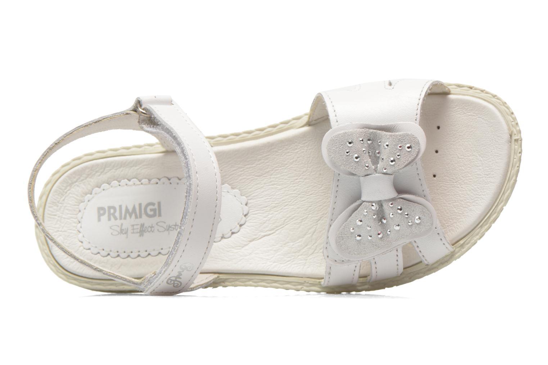 Sandali e scarpe aperte Primigi Leticia Bianco immagine sinistra