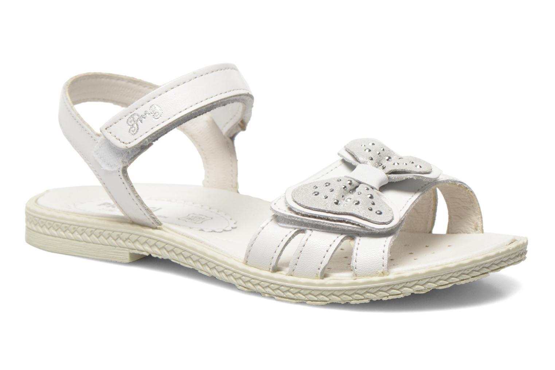Sandales et nu-pieds Primigi Leticia Blanc vue détail/paire