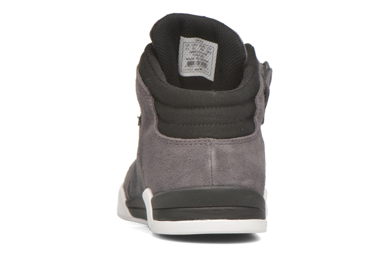 Chaussures de sport Supra Ellington Strap Noir vue droite