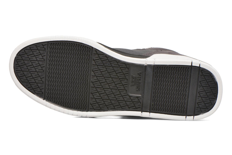 Chaussures de sport Supra Ellington Strap Noir vue haut