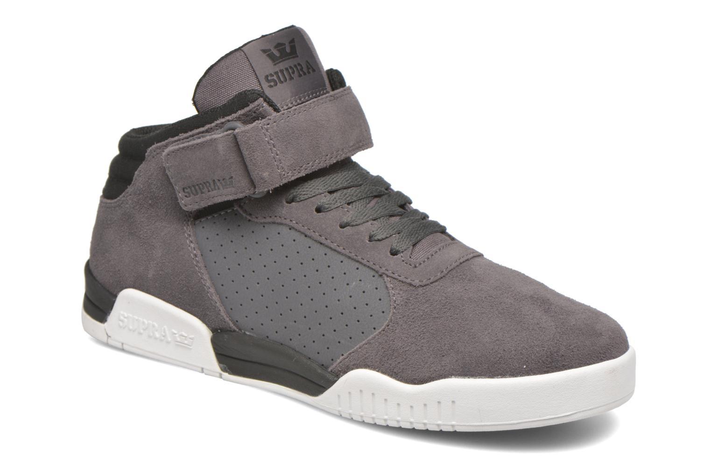 Chaussures de sport Supra Ellington Strap Noir vue détail/paire