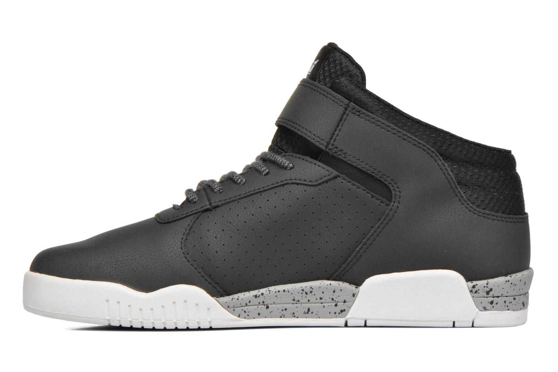 Chaussures de sport Supra Ellington Strap Noir vue face
