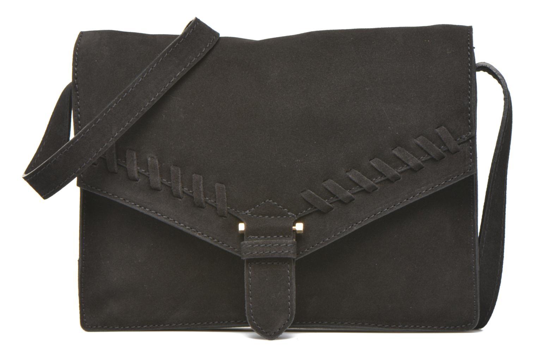 Handtaschen Minelli MC 909/VEL Porté travers schwarz detaillierte ansicht/modell