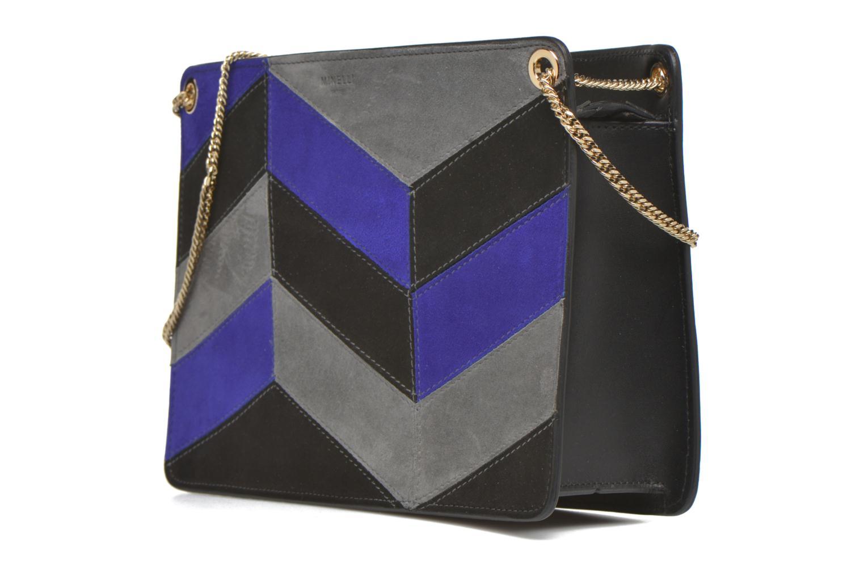Handtaschen Minelli MC 925/VEL Porté épaule mehrfarbig schuhe getragen