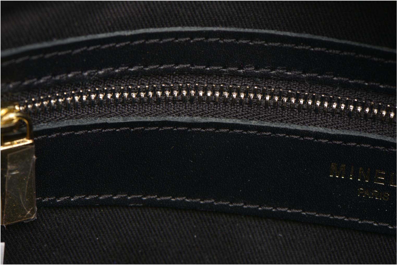 Handtaschen Minelli MC 925/VEL Porté épaule mehrfarbig ansicht von hinten