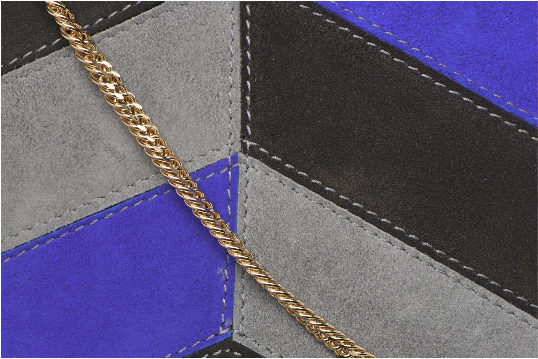 Bolsos de mano Minelli MC 925/VEL Porté épaule Multicolor vista lateral izquierda