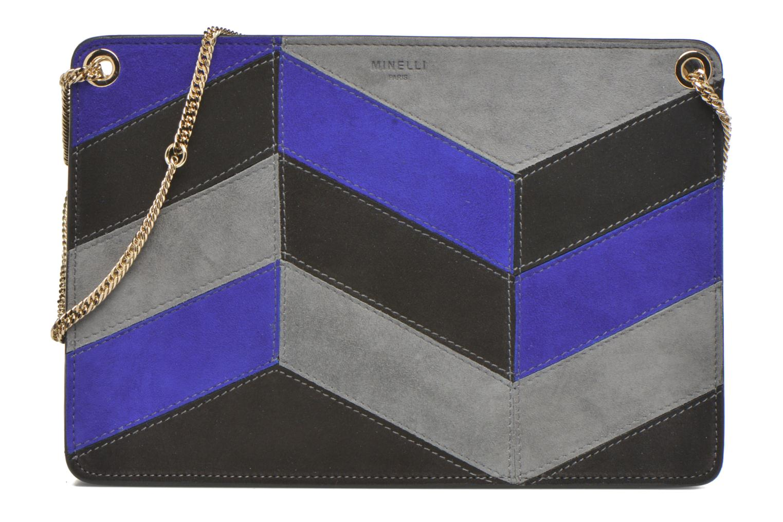 Handtaschen Minelli MC 925/VEL Porté épaule mehrfarbig detaillierte ansicht/modell