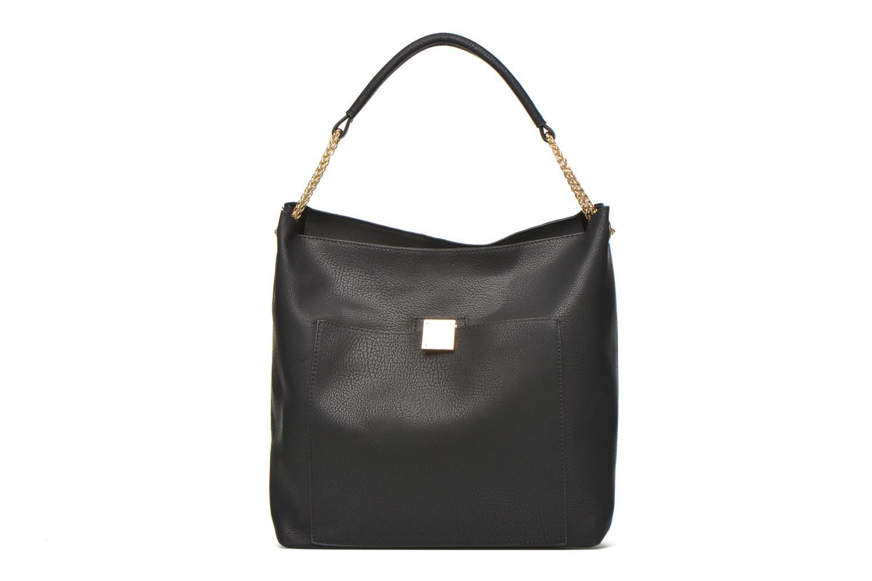Handtaschen Minelli MS 911 Porté épaule schwarz detaillierte ansicht/modell