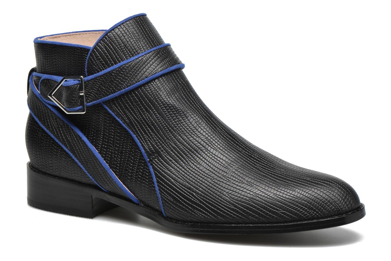 Stiefeletten & Boots Mellow Yellow Alidiane schwarz detaillierte ansicht/modell