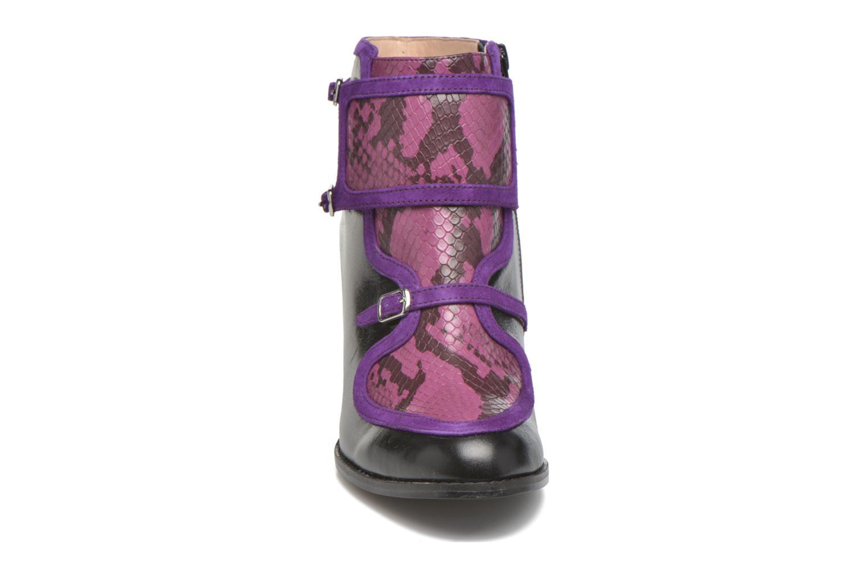 Bottines et boots Mellow Yellow Alisi Noir vue portées chaussures