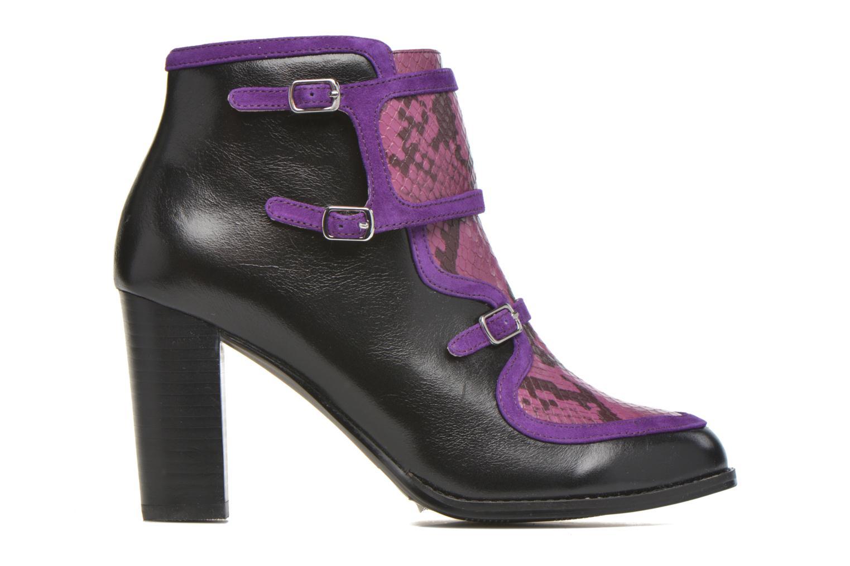 Bottines et boots Mellow Yellow Alisi Noir vue derrière