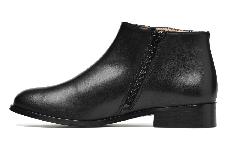 Bottines et boots Mellow Yellow Arime Noir vue face