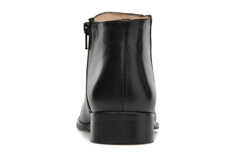 Bottines et boots Mellow Yellow Arime Noir vue droite