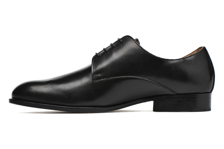 Chaussures à lacets Marvin&Co Naust Noir vue face