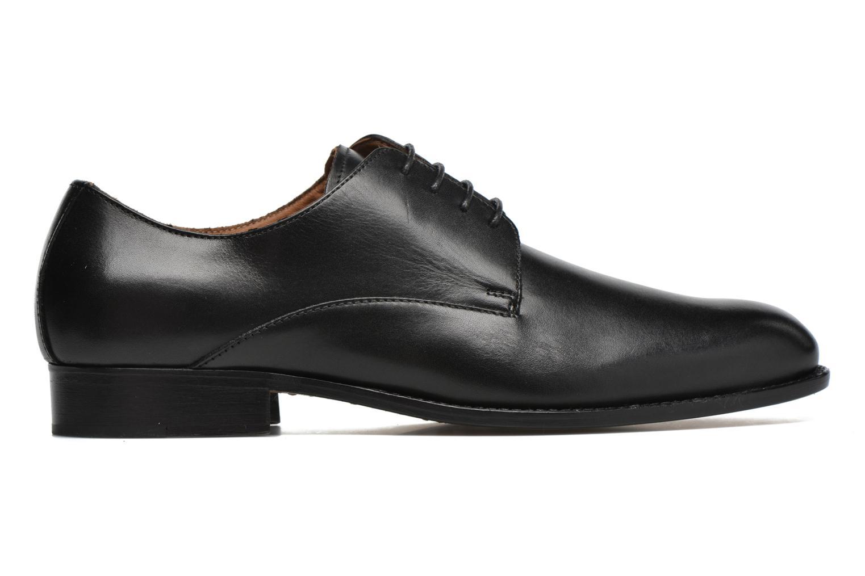 Chaussures à lacets Marvin&Co Naust Noir vue derrière