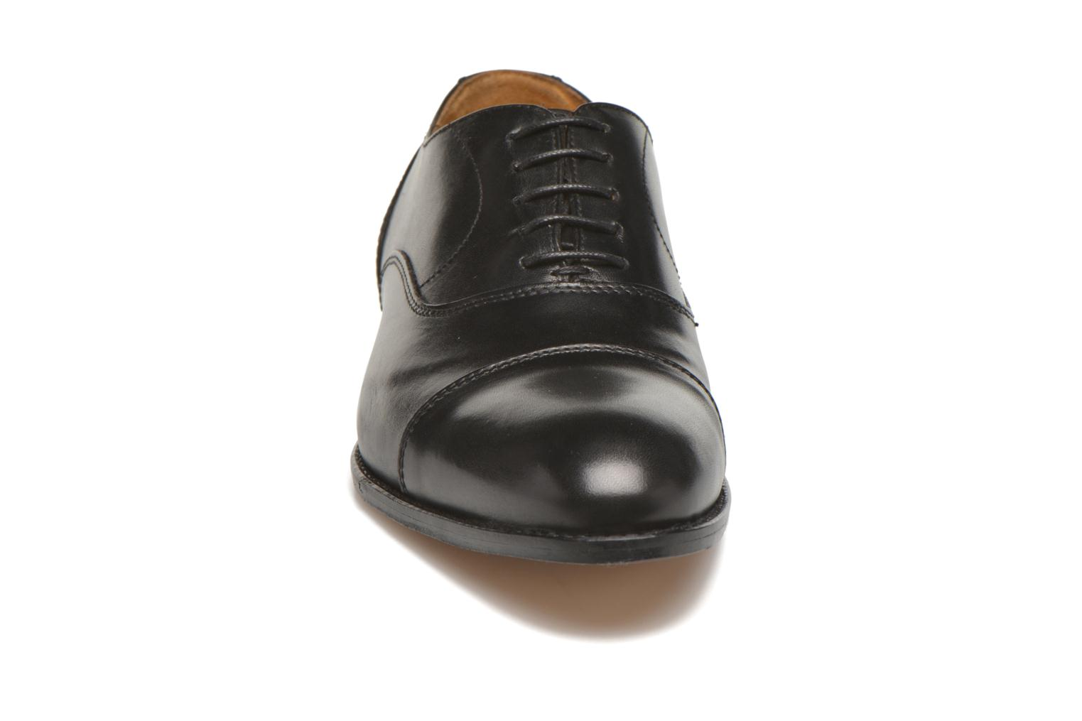 Lace-up shoes Marvin&co Nympsfield Black model view