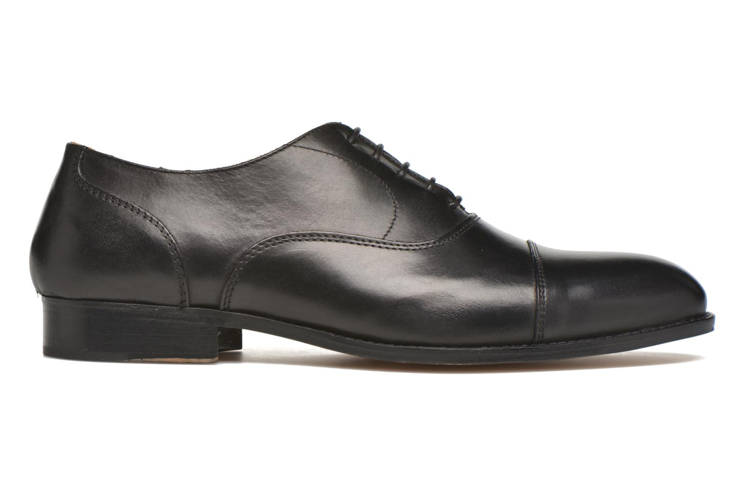 Lace-up shoes Marvin&co Nympsfield Black back view