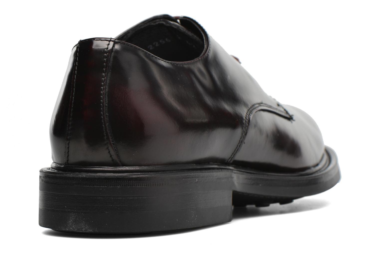 Chaussures à lacets Mr SARENZA Nobil Bordeaux vue face