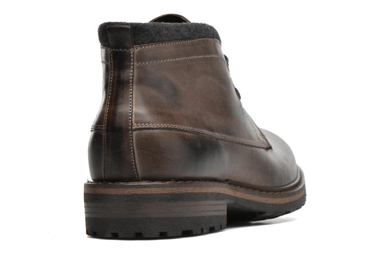 Bottines et boots Mr SARENZA Nibble Marron vue face
