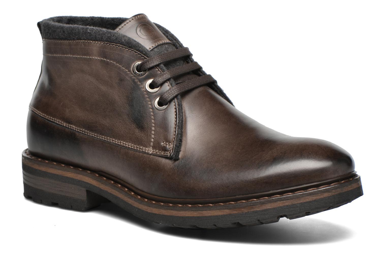 Bottines et boots Mr SARENZA Nibble Marron vue droite
