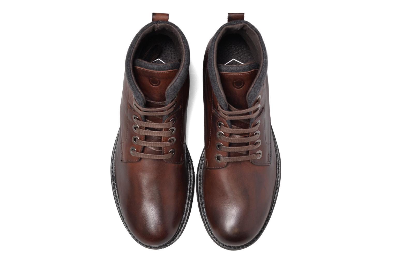 Boots Mr SARENZA Newwork Brun bild av skorna på