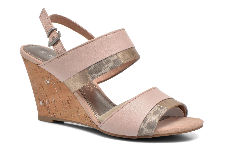 Sandales et nu-pieds Marco Tozzi Tahaa Rose vue détail/paire
