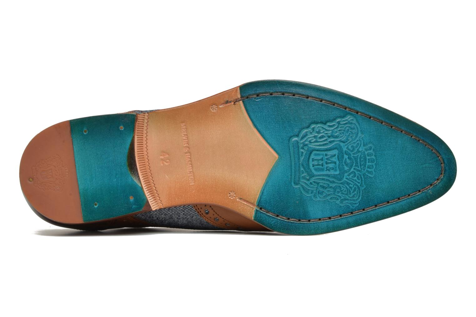 Lace-up shoes Melvin & Hamilton Kane 5 Multicolor view from above
