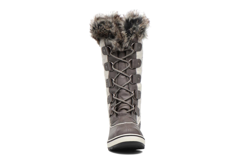 Scarpe sportive Kimberfeel Sissi Grigio modello indossato