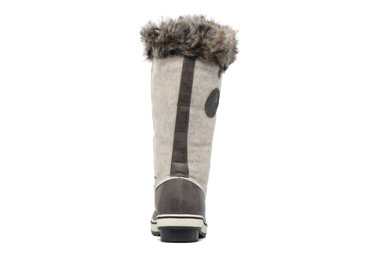 Zapatillas de deporte Kimberfeel Sissi Gris vista lateral derecha