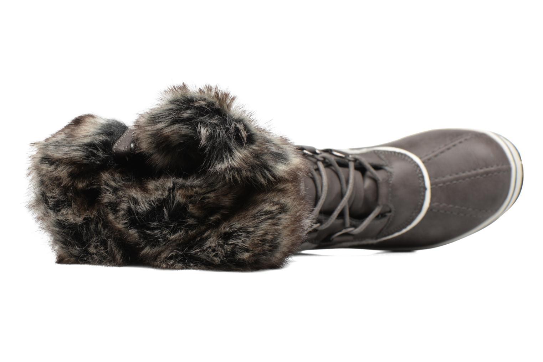 Zapatillas de deporte Kimberfeel Sissi Gris vista lateral izquierda