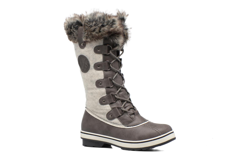 Chaussures Kimberfeel grises Fashion femme zMdOs