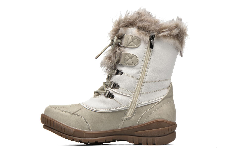 Chaussures de sport Kimberfeel Delmos Blanc vue face
