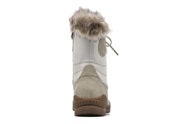 Chaussures de sport Kimberfeel Delmos Blanc vue droite